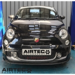 AIRTEC Motorsport Fiat 595 Abarth (With Automatic Gearbox) Intercooler Upgrade - ATINTFT3/AUTO