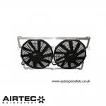 "AIRTEC Motorsport Ford Escort/Sapphire/Sierra Cosworth Twin 11"" Fans - ATFANFO2"