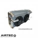AIRTEC Motorsport Ford Escort MK1/MK2 Intercooler & Radiator Combination Including Fans - ATINTFO17