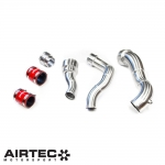 AIRTEC Motorsport Mini F56 JCW Excluding Cooper S Stage 1 Boost Pipe Kit - ATMSMINI3