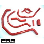 Pro Hoses Ford Fiesta MK1 XR2 Crossflow Silicone Ancillary/Breather Hose Kit - PH/ANCFO20