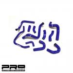 Pro Hoses Mini R53 Cooper S (2001-2006) Silicone Ancillary Hose Kit - PH/ANCMINI1